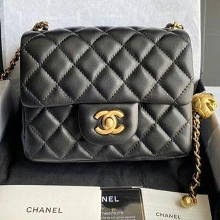 CHANEL - 【極美品】シャネルチェーンバッグ、ショルダーバッグ