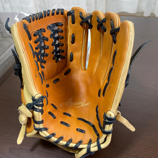 Rawlings(ローリングス)のローリングス 軟式グローブ スポーツ/アウトドアの野球(グローブ)の商品写真