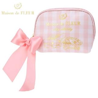 メゾンドフルール(Maison de FLEUR)の新品 Maison de FLEUR マイメロディ ティッシュポーチ(ポーチ)