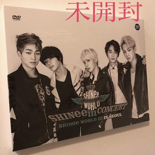 SHINee - SHINee World Ⅲ in SEOUL DVD  未開封