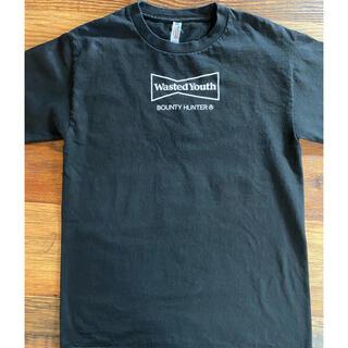 BOUNTY HUNTER - Wasted Youth BOUNTY HUNTER Tシャツ
