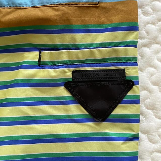 PRADA(プラダ)の※ぜんし様専用※PRADAプラダ 水着 ボクサーパンツ スイムウェア メンズの水着/浴衣(水着)の商品写真