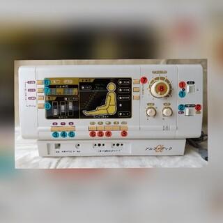 アルファダック α DUCK 家庭用 電位療法 低周波療法 日本理工医学研究所 (マッサージ機)