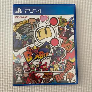 PlayStation4 - 【早い者勝ち】スーパーボンバーマンR 美品 ps4 プレステ4