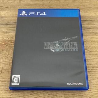 PlayStation4 - 【即日発送】ファイナルファンタジー7 リメイク