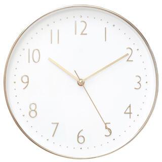 IKEA - IKEA 壁時計  DILLADE ディッラデ ゴールド