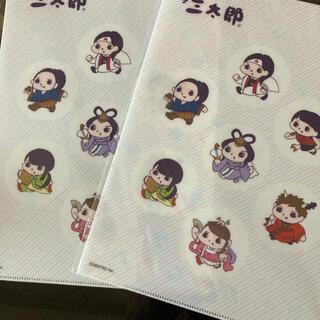 プチ 三太郎 クリアファイル2枚(クリアファイル)