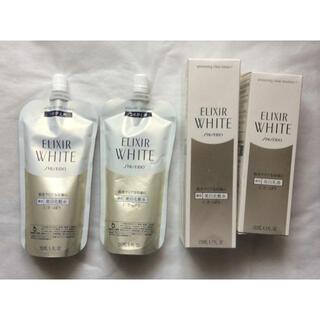 ELIXIR - 最終値下げ 新品4個 美白 エリクシールホワイト クリアローション