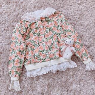 グリモワール(Grimoire)の今週限定 flower tops(カーディガン)
