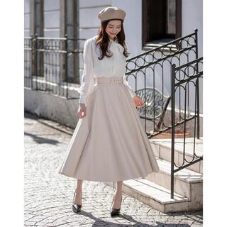 エミリアウィズ(EmiriaWiz)のEmiriawiz レザースカート(ロングスカート)