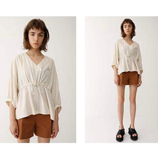 moussy - moussy ブラウス