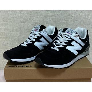 ニューバランス(New Balance)のニューバランス M576 KGS ブラック 26.5 newbalance UK(スニーカー)