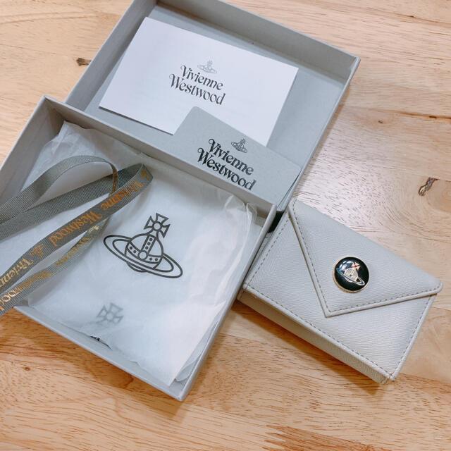 Vivienne Westwood(ヴィヴィアンウエストウッド)のヴィヴィアン★三つ折り財布 レディースのファッション小物(財布)の商品写真