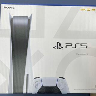 ソニー(SONY)のPlayStation5  PS5 プレステ5 新品 未使用 プレステ  ゲーム(家庭用ゲーム機本体)