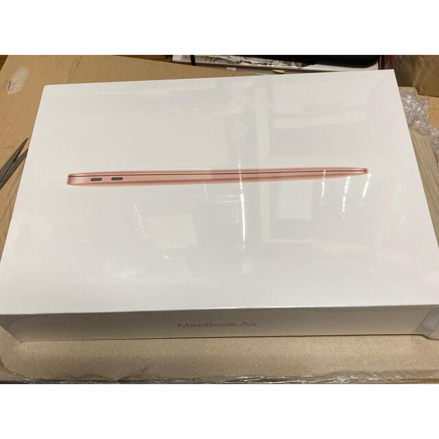 Apple(アップル)のMacBook Air 13inch 2020 Core i7 512GB 新品 スマホ/家電/カメラのPC/タブレット(ノートPC)の商品写真