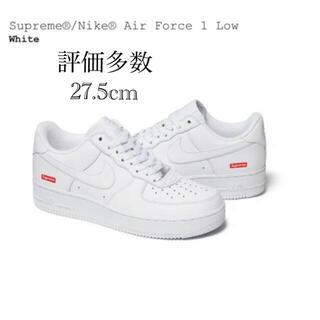 シュプリーム(Supreme)のSupreme®/Nike® Air Force 1 Low シュプリーム(スニーカー)