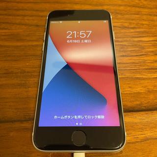 Apple - iPhone SE(第二世代) 64GB SIMフリー 残債・利用制限なし