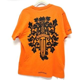 クロムハーツ(Chrome Hearts)のクロムハーツ ダガープリント T Orange Dagger Print Tee(Tシャツ/カットソー(半袖/袖なし))