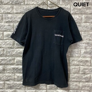 クロムハーツ(Chrome Hearts)のクロムハーツ クロス バックプリント ポケット付きTシャツ(Tシャツ/カットソー(半袖/袖なし))
