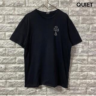 クロムハーツ(Chrome Hearts)のクロムハーツ スペルクロス バックプリント Tシャツ(Tシャツ/カットソー(半袖/袖なし))
