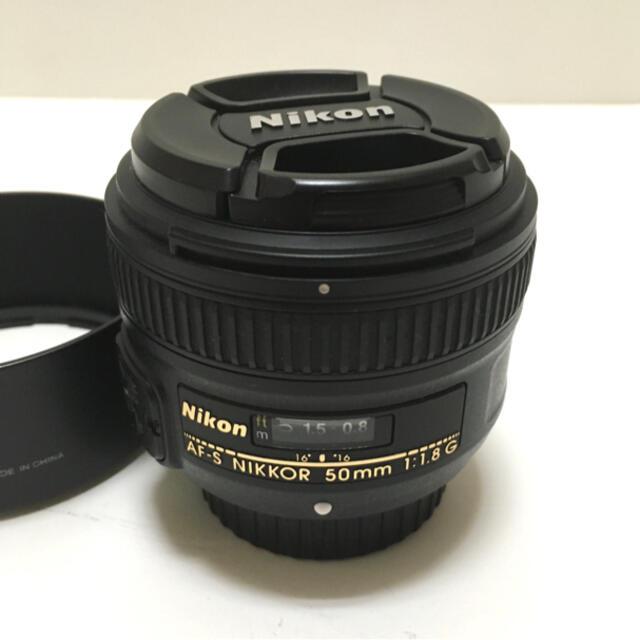 Nikon(ニコン)のkenxsxile様専用 D750 nikkor 50mm 1.8G スマホ/家電/カメラのカメラ(デジタル一眼)の商品写真
