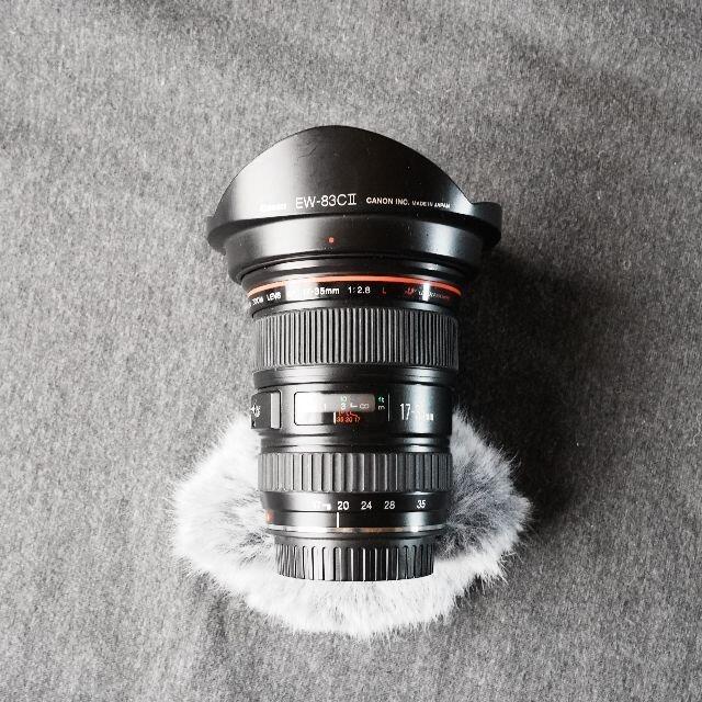 Canon EF 17-35mm F2.8 L USM 美品 スマホ/家電/カメラのカメラ(レンズ(ズーム))の商品写真