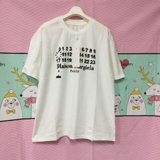 マルタンマルジェラ(Maison Martin Margiela)のMaison Margiela メゾン マルジェラ  Tシャツ  M(Tシャツ/カットソー(半袖/袖なし))