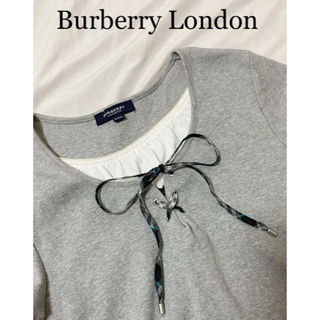 BURBERRY - Burberry London バーバリー ロンドン カットソー シャツ 160