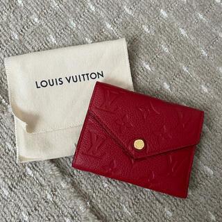 LOUIS VUITTON - 美品 ルイヴィトン三つ折り財布