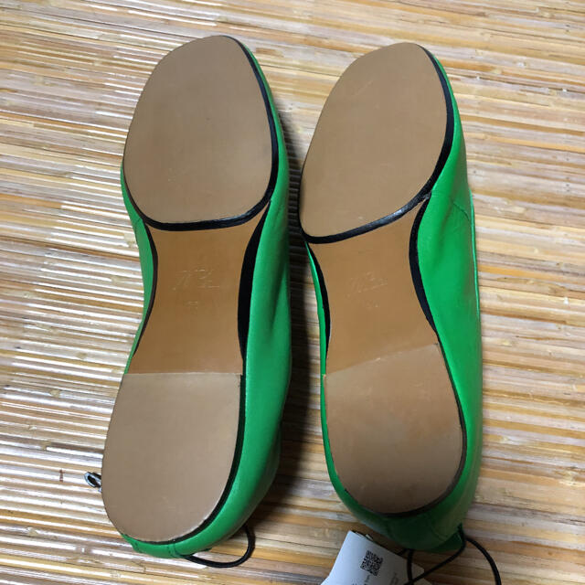 ZARA バレエシューズ レディースの靴/シューズ(バレエシューズ)の商品写真