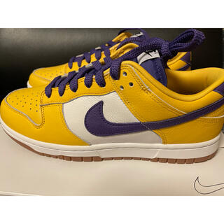 NIKE - DUNK by you レイカーズ 26.5cm