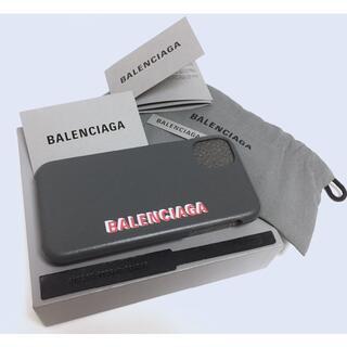バレンシアガ(Balenciaga)のBALENCIAGA バレンシアガ iPhone 11 ケース 携帯 カバー(iPhoneケース)