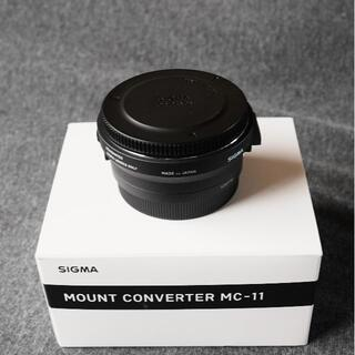 SIGMA MOUNT CONVERTER MC-11(その他)