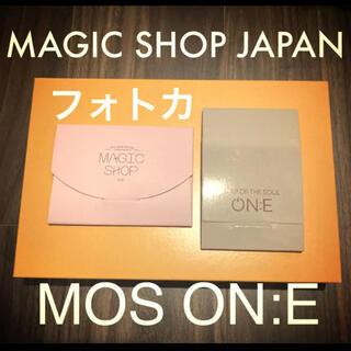 防弾少年団(BTS) - BTS MOS ON:E ミニフォトカード MAGIC SHOP JAPAN