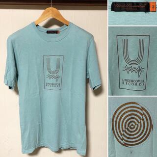 UNDERCOVER - 日本製 UNDERCOVER RECORDS アンダーカバー T期 Tシャツ