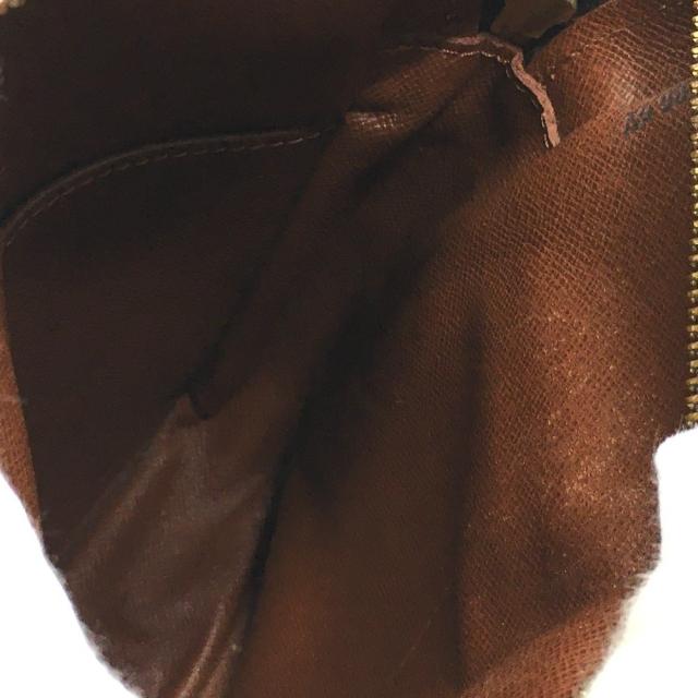 LOUIS VUITTON(ルイヴィトン)のルイヴィトン M45236 モノグラム ポシェット アマゾン バッグ ブラウン レディースのバッグ(ショルダーバッグ)の商品写真