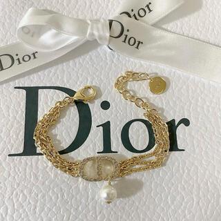 Dior - DIOR CDブレスレット1点のみ