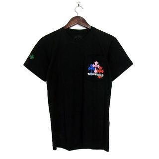 クロムハーツ(Chrome Hearts)のクロムハーツ■マルチカラーセメタリークロスTシャツ(Tシャツ/カットソー(半袖/袖なし))