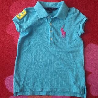 ポロラルフローレン(POLO RALPH LAUREN)のラルフローレン ポロシャツキッズ 110cm(Tシャツ/カットソー)