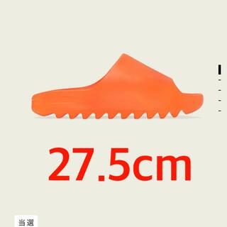 adidas - ADIDAS YEEZY SLIDE ENFLAME ORANGE オレンジ