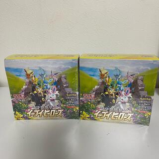 ポケモン(ポケモン)の強化拡張パック イーブイヒーローズ  【2BOX】(Box/デッキ/パック)