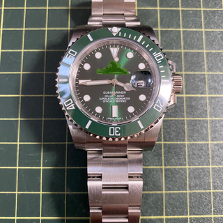 腕時計 自動巻き サブマリーナタイプ 最新 V12