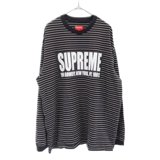 シュプリーム(Supreme)のSUPREME シュプリーム 長袖Tシャツ(Tシャツ/カットソー(七分/長袖))