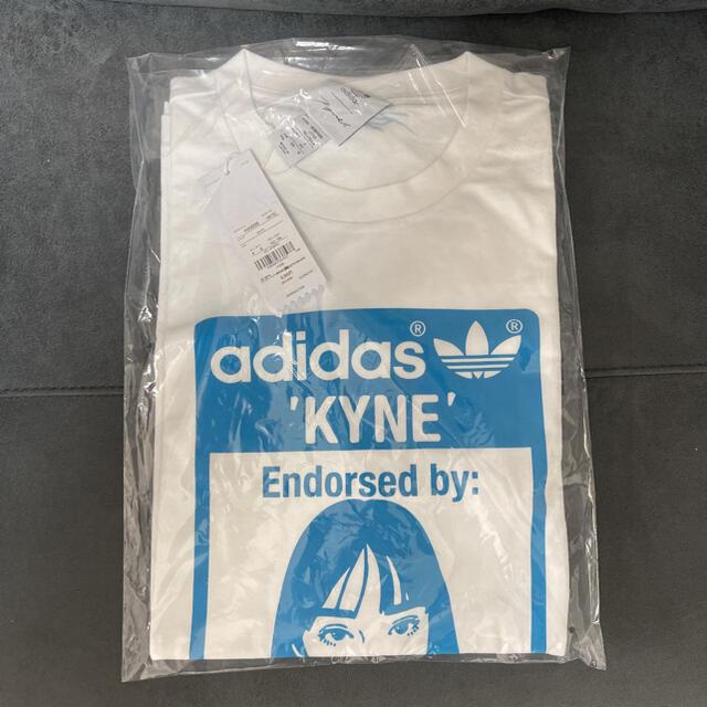 adidas(アディダス)のグラフィック KYNE Tシャツ アディダス XO メンズのトップス(Tシャツ/カットソー(半袖/袖なし))の商品写真