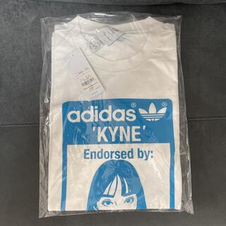 adidas - グラフィック KYNE Tシャツ アディダス XO