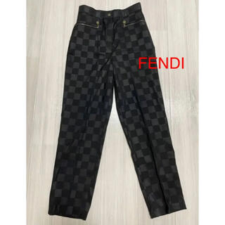 FENDI - FENDI フェンディ パンツ ズボン スラックス