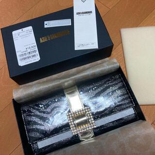アッシュアンドダイアモンド(ASH&DIAMONDS)のASH&DIAMONDS 長財布(財布)