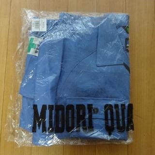 ミドリ安全 - 【新品・未使用】作業服 上着 ブルゾン ミドリ安全 LLサイズ