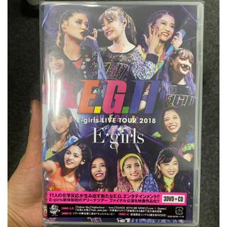 イーガールズ(E-girls)の新品未開封!E-girls/LIVE TOUR 2018~E.G.11~(ミュージック)