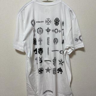 クロムハーツ(Chrome Hearts)の【新品・新作】 レア クロムハーツ マルチロゴTシャツ 新作 2021(Tシャツ/カットソー(半袖/袖なし))